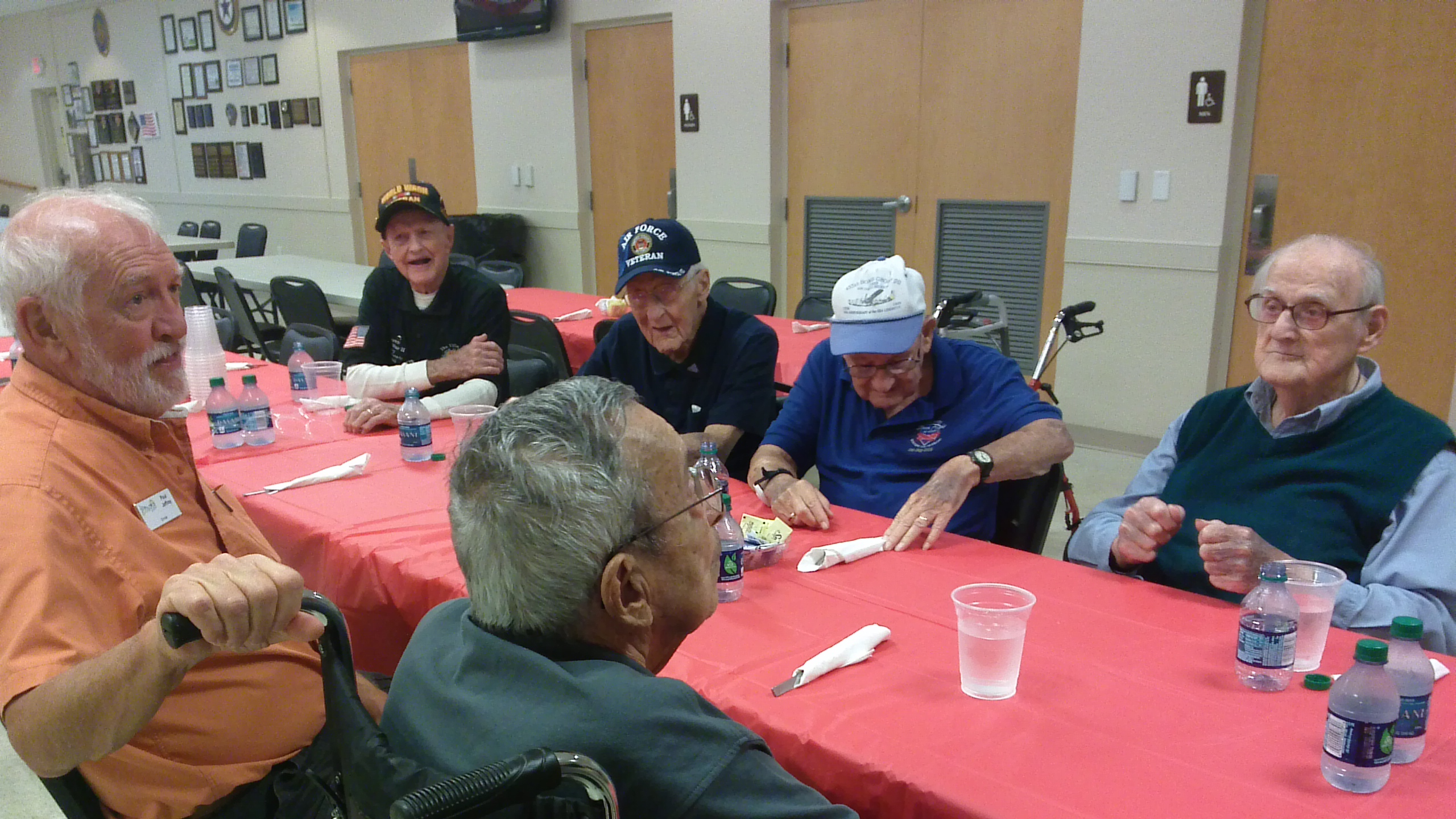 http://www.florida-legion.com/WW2lunch.JPG